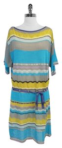 Missoni short dress Striped Knit on Tradesy