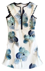 Tory Burch short dress Floral on Tradesy