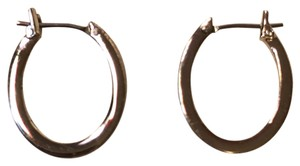 Other Silver Tone Hoop Earrings