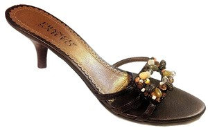 Franco Sarto Embellished Sandals