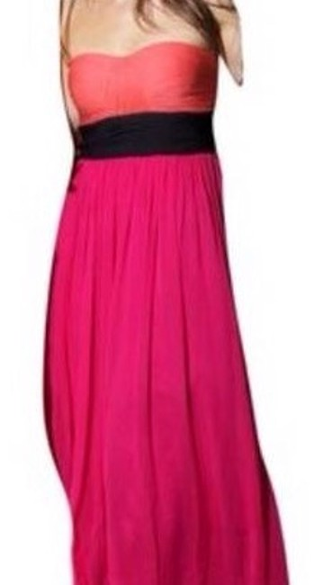 Cache Prom Strappless Party Dress