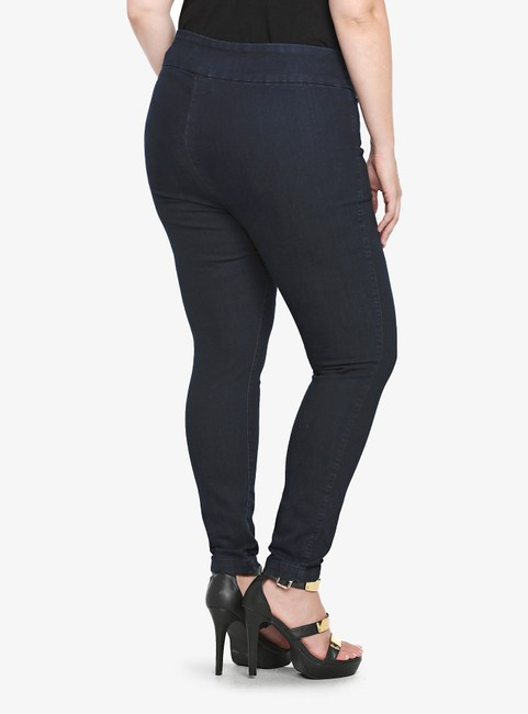 Torrid 3x 22 Jeggings-Dark Rinse