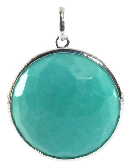 Preload https://item1.tradesy.com/images/ippolita-turquoise-sterling-silver-large-rock-candy-round-enhancer-charm-4168810-0-0.jpg?width=440&height=440