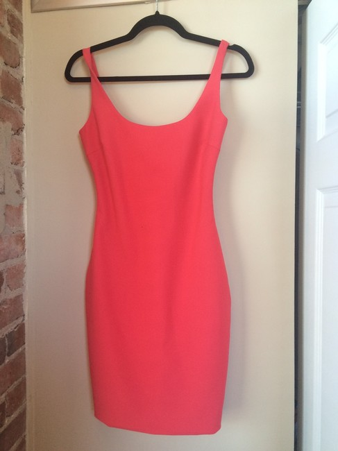 Elizabeth and James Bodycon Fitted Backless Sleeveless Tank Mini Party Dress