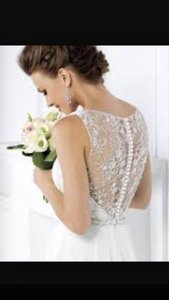 F161005 Wedding Dress