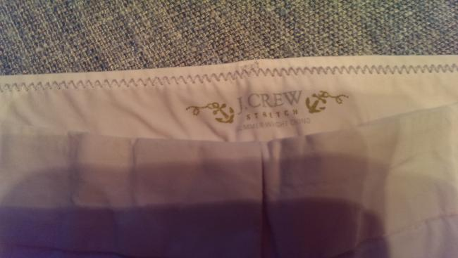 J.Crew Cuffed Shorts Light Pink