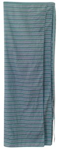 Cynthia Rowley Sarong Silk Cover Up Skirt
