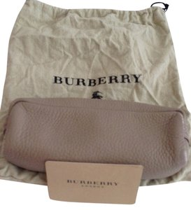 Burberry Burberry Small Leather Clutch