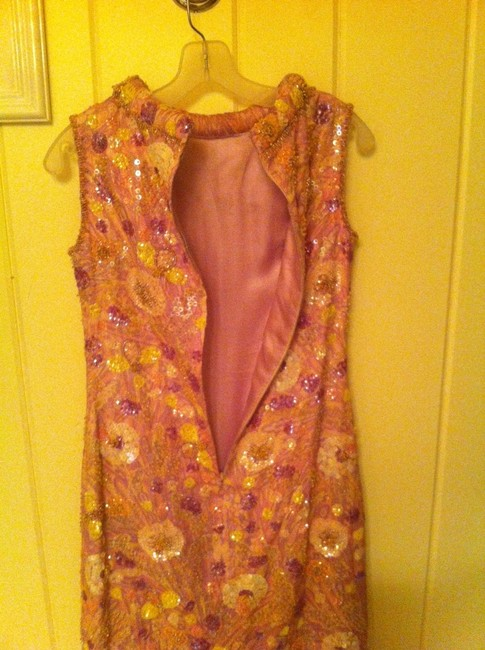 Diane Segall Vintage 1960's Dress