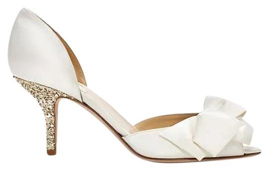 Preload https://img-static.tradesy.com/item/4170703/kate-spade-white-style-s741531iv-pumps-size-us-10-regular-m-b-0-0-540-540.jpg
