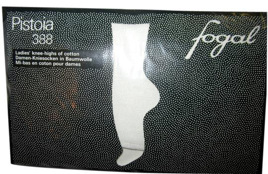 Preload https://item5.tradesy.com/images/fogal-fogal-pistoia-388-white-knee-highs-ribbed-cotton-nylon-4171474-0-0.jpg?width=440&height=440