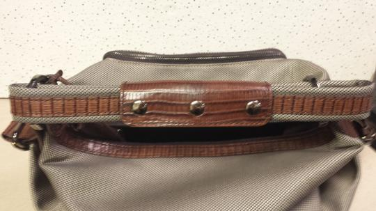 Tod's Satchel in Gray and brown
