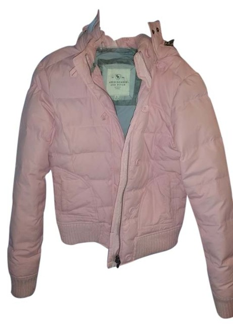 Item - Baby Pink Puffer Coat Size 12 (L)