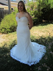 Sophia Tolli Roslin Wedding Dress