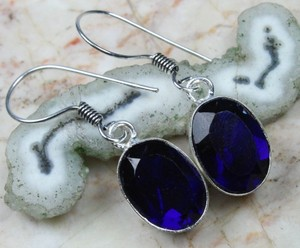 Sapphire Blue Bogo Free Your Choice Any Two Listings One Price Fs Earrings