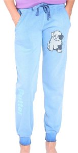 Butter SuperSoft Sweatpant Soft Puppy blue Leggings