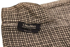 Max Mara New Giant Max Mara square wrap
