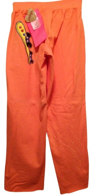Preload https://item4.tradesy.com/images/primp-cantaloupe-orange-cropped-sweats-athletic-pants-size-12-l-32-33-417238-0-0.jpg?width=400&height=650