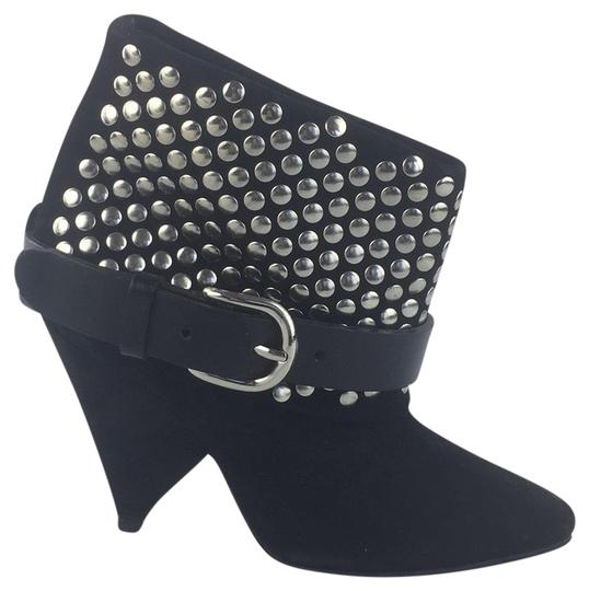 Preload https://img-static.tradesy.com/item/4172785/isabel-marant-black-suede-embellished-bootsbooties-size-eu-36-approx-us-6-regular-m-b-0-2-540-540.jpg