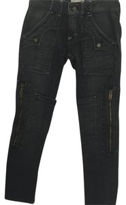Taverniti So Jeans Faded Color Straight Leg Jeans