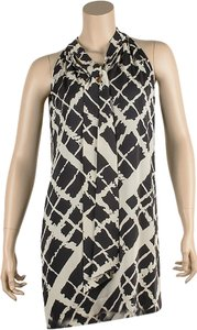 Michael Kors short dress Black/White on Tradesy