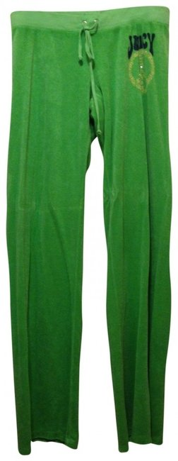 Preload https://item2.tradesy.com/images/juicy-couture-green-peace-pants-size-12-l-32-33-417316-0-0.jpg?width=400&height=650