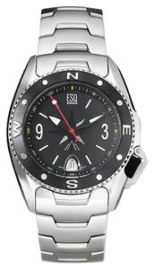 ESQ ESQ 07301121 Men Watch - Stainless Steel Tactical Black Dial