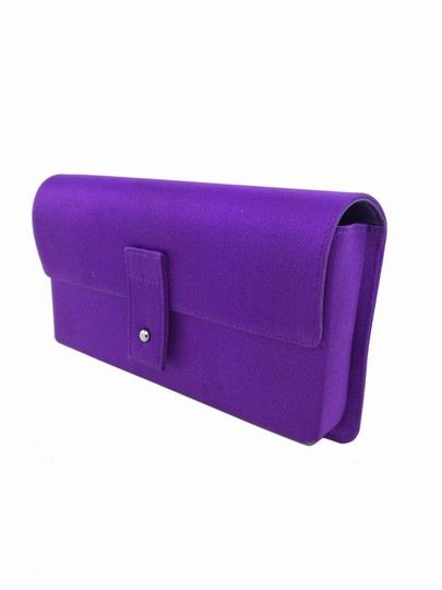 Gucci Purple Clutch