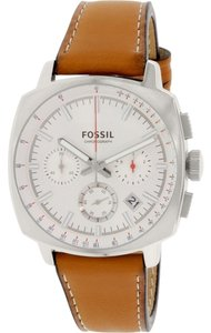 Fossil Fossil Men's Silver Analog Watch CH2985
