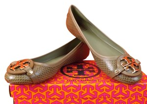 Tory Burch Moonlight Jade Flats