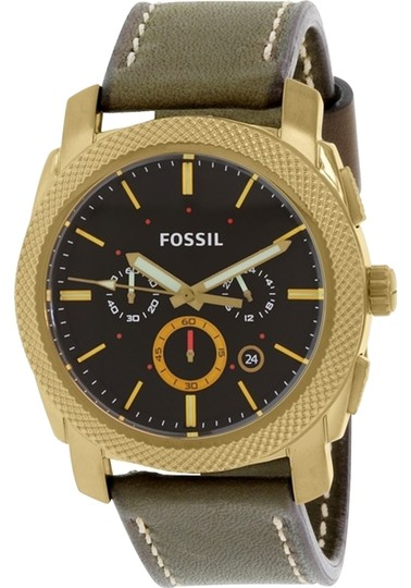Fossil Fossil Men's Gold Analog Watch FS5064