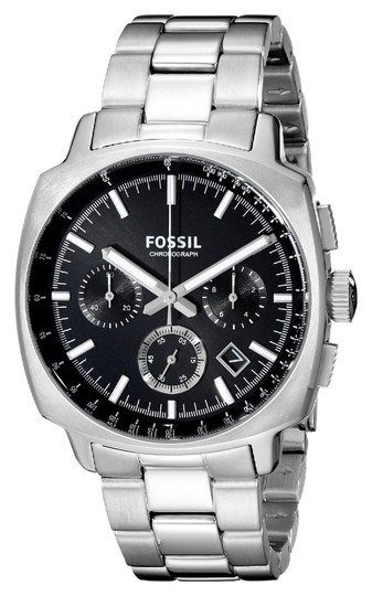 Fossil Fossil Men's Silver Analog Watch CH2983