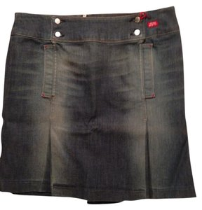 Miss Sixty Mini Skirt denim