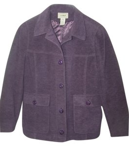 L.L.Bean purple Jacket
