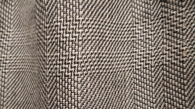Saville Black and White Houndstooth Saville Skirt Suit