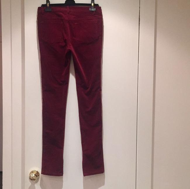 Other Skinny Pants Bordeaux