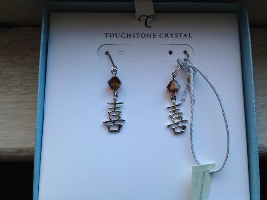 Touchstone Crystal Touchstone Crystal Earrings