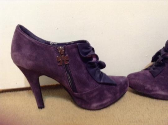 Dollhouse Purple Boots