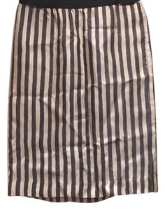 Pas de calais Skirt Grey and white