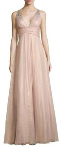 Aidan Mattox Wedding Guest Summer Stunning Embellished Dress