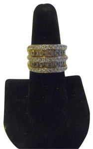 Victoria Wieck Victoria Wieck of Beverly Hills Absolute Diamond Pave Band Ring Size 8