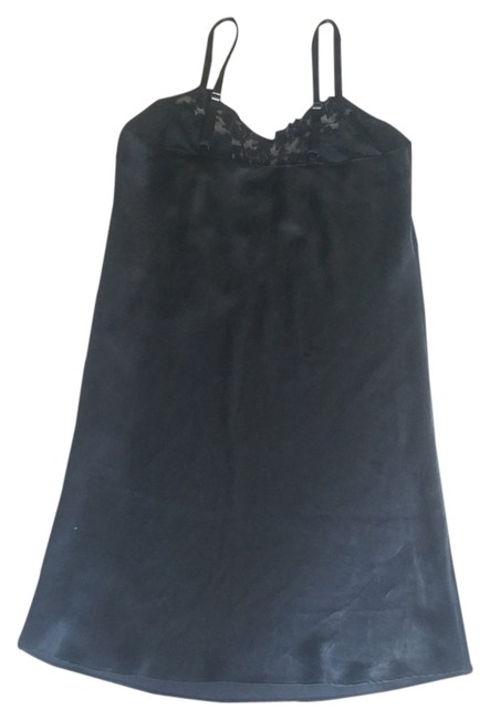 Erika Taylor FULL SLIP Top Black