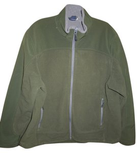 Lands' End Olive green Jacket