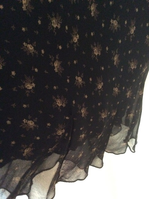 Laundry by Shelli Segal Sweet Simple Versatile Comfortable Floral Skirt 6