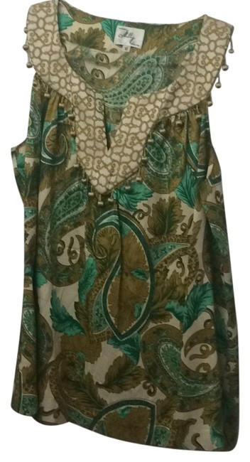 Preload https://item4.tradesy.com/images/milly-blouse-size-10-m-4175998-0-0.jpg?width=400&height=650