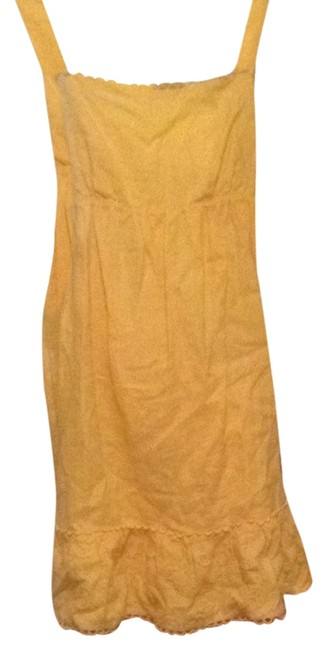 Preload https://item4.tradesy.com/images/juicy-couture-dress-yellow-4176763-0-0.jpg?width=400&height=650