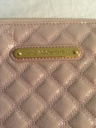 Juicy Couture Wristlet in Pink