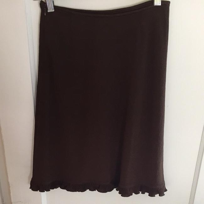 Anna Sui Skirt Brown