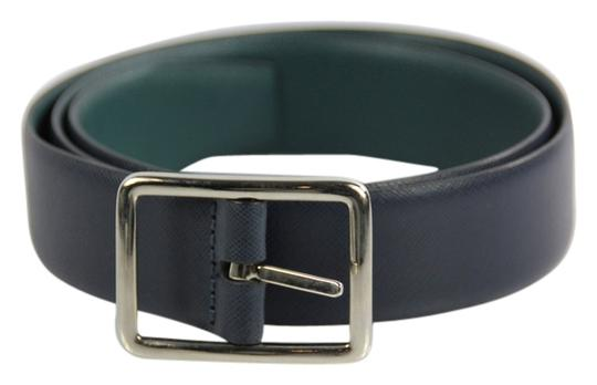 Anderson's Anderson's Reversible Saffiano Leather Belt - Size 34