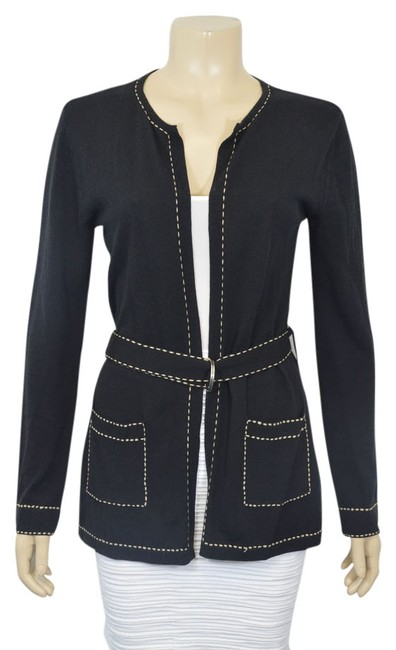Preload https://item5.tradesy.com/images/bcbgmaxazria-black-women-s-cotton-blend-small-spring-jacket-size-4-s-4177444-0-0.jpg?width=400&height=650